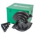 "Greenlee 12586 PVC-Coated Rigid Shoe Group 1/2""-2"""