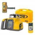Spectra Precision Laser HV302 Laser Level With HL760 Receiver And RC402N Remote