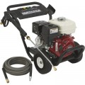 NorthStar Gas Cold Water Pressure Washer — 3600 PSI, 3.0 GPM, Honda Engine, Model# 157124