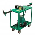 Greenlee GLSS980KIT-B Shear 30T Shearing Station (with 980 Electric Hydraulic Pump)