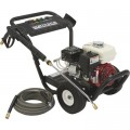 NorthStar Gas Cold Water Pressure Washer — 3300 PSI, 2.5 GPM Honda Engine, Model# 157123