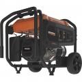 Generac Portable Generator — 10,000 Surge Watts, 8000 Rated Watts, Electric Start, Model# 7686