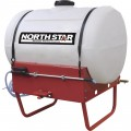 NorthStar 3-Pt. Boomless Broadcast and Spot Sprayer — 55-Gallon Capacity, 2.2 GPM, 12 Volt