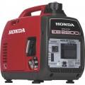 Honda EB2200ITA Industrial Inverter Generator — 2200 Surge Watts, 1800 Rated Watts, Model# EB2200ITAG