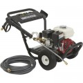 NorthStar Gas Cold Water Pressure Washer — 3100 PSI, 2.5 GPM, Honda Engine, Model# 157122