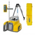Spectra Precision Laser LL300N-,2 Laser Level (Grade Rod In Inches) With System Case