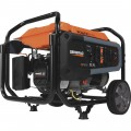 Generac Portable Generator — 4500 Surge Watts, 3600 Rated Watts, Model# 7677