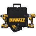 DeWalt DCK299P2 20V Li-Ion Brushless Hammerdrill / Impact Kit 5.0Ah, Case