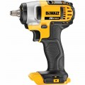 """DeWalt DCF883B 20V MAX Lithium Ion 3/8"""" Impact Wrench Kit with Hog Ring (Tool Only)"""