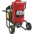 NorthStar Electric Wet Steam & Hot Water Pressure Washer Add-on Unit — 4000 PSI, 4 GPM, 115 Volts