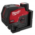 Milwaukee 3622-21 M12™ Green Cross Line & Plumb Points Laser Kit Regular price