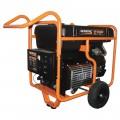 Generac GP15000E Portable Generator — 22,500 Surge Watts, 15,000 Rated Watts, Electric Start, Model# 5734