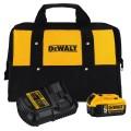 DeWalt DCB205CK 20V MAX 5.0Ah Battery Charger Kit with Bag