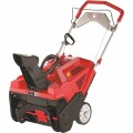 Troy-Bilt Squall 208E Single-Stage Electric-Start Snow Blower — 21in., 208cc Engine, Model# 31AS2T7B766