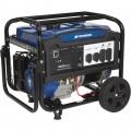 Powerhorse Portable Generator — 9250 Surge Watts, 7500 Rated Watts, Electric Start