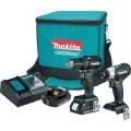 Makita CX200RB 18V LXT Sub-Compact Brushless Drill / Impact Driver Kit