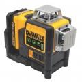 DeWalt DW089LG 12V 3 x 360 Degree Green Line Laser